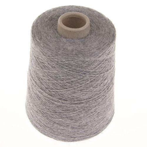 105. 50% Merino & 50% Alpaca - Grey 0463