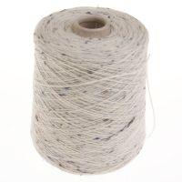 104. British Wool - Ecru Nep 608