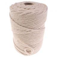 101. Cotton Cord - Ecru