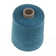 112. 2-Ply Crepé - Dark Turquoise 407