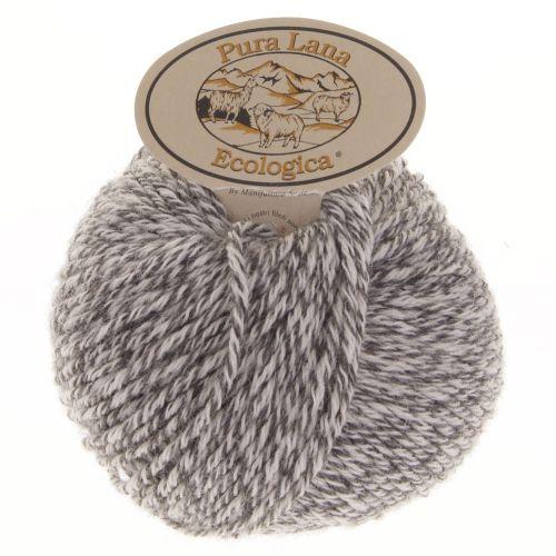 108. 'Ecologica' Wool - Grey Marl 610