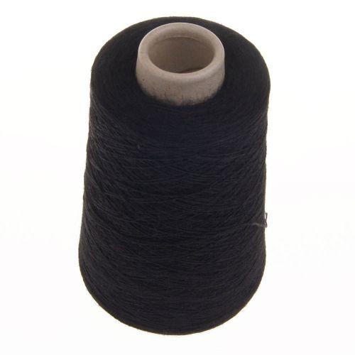 102. High Twist Wool - Black