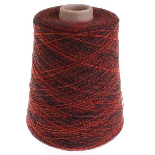 104. Hypnotic - Red/ Rust/Navy 54025