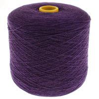 165. Lambswool Yarn - Aubergine 375