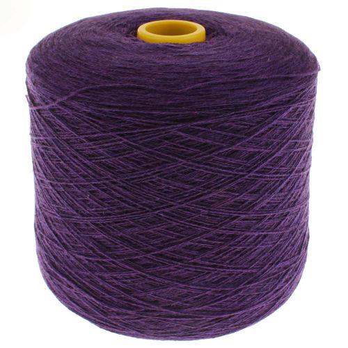 100165. Lambswool Yarn - Aubergine 375