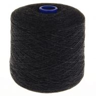 106. Lambswool Yarn - Charcoal 2