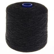 100106. Lambswool Yarn - Charcoal 2