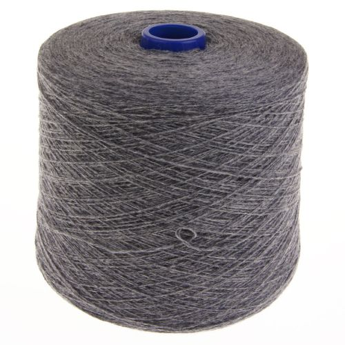 100103. Lambswool Yarn - Grey Mix 3