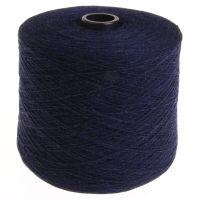 100135. Lambswool Yarn - Oxford Blue 121