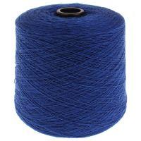 100147. Lambswool Yarn - Sapphire 388