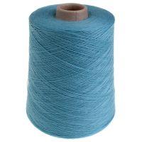124. Merino Wool 2/30 - Cielo / Canaro