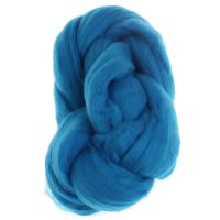 104. Merino Fibre Top - Blue