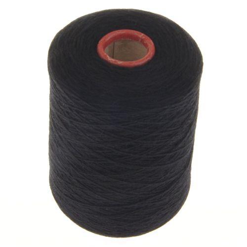 125. 4-Ply Merino Wool - Black 48