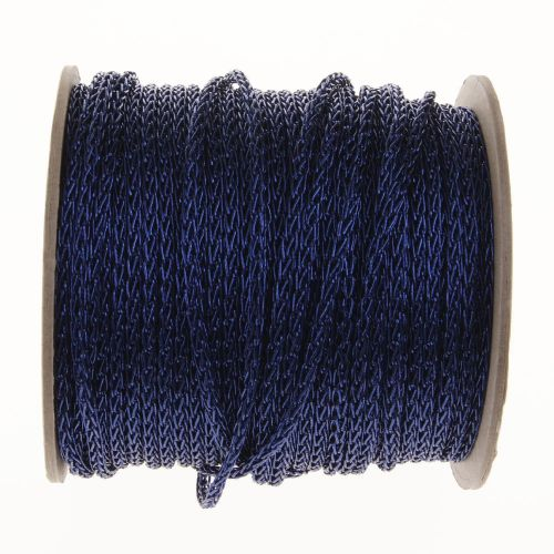 104. Metallic Chain AB13N - Blue 8