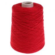 105. 'Mistral' Merino Wool - Rosso 0163