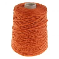 107. 'New Jersey' Merino Wool - Burnt Orange 0112
