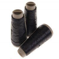 102. Raffia Type - Black 12