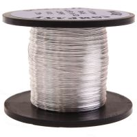 103. Scientific Wire - Bare Silver Plated