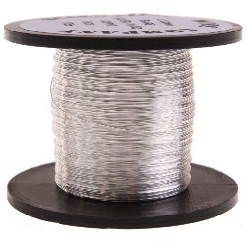 103. Scientific Wire - Bare Silver Plated