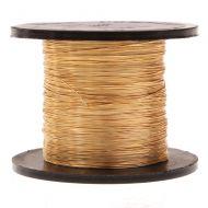 105. Scientific Wire - Gold (gilt)