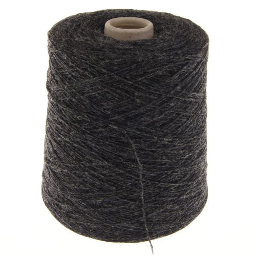 105. Fine 4-Ply Shetland Type Wool - Oxford 130