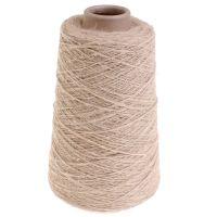 101. Silk & Linen - Ecru Slub