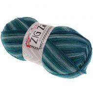 109. Sock Wool - Ocean