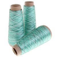 103. 3/60 Viscose Space Dyed - Mints