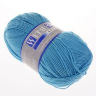 110. With Wool - Aqua Blue