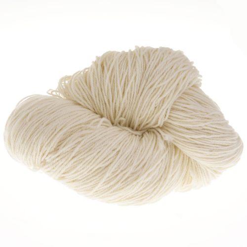 101. Pure Wool Hank - Cream