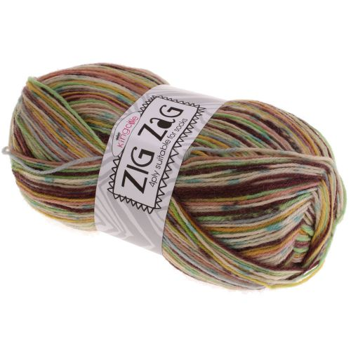 107. Sock Wool - Big Top